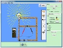 Screenshot of the simulation Circuit Construction Kit (DC Only)