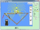 Screenshot of the simulation Circuit Construction Kit (DC Only), Virtual Lab