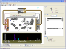 Screenshot of the simulation Neoncsvek &amp; ms kislsi lmpk
