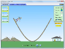 Screenshot of the simulation Energiskatepark: Grunnleggende