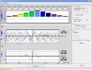 Screenshot of the simulation Fourier: Cration d&#39;ondes