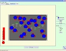 Screenshot of the simulation Magnetrons