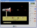 Screenshot of the simulation Molculas y Luz