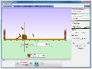 Screenshot of the simulation Forces and Motion