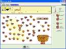 Screenshot of the simulation Alfalagunemine