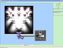 Screenshot of the simulation Th nghim Davisson-Germer